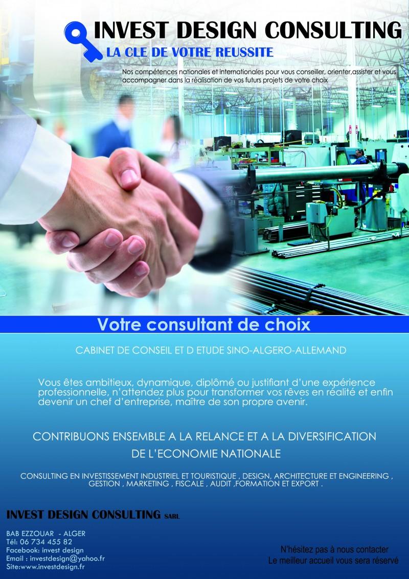 Business plan projet investissement étude  Calpiref