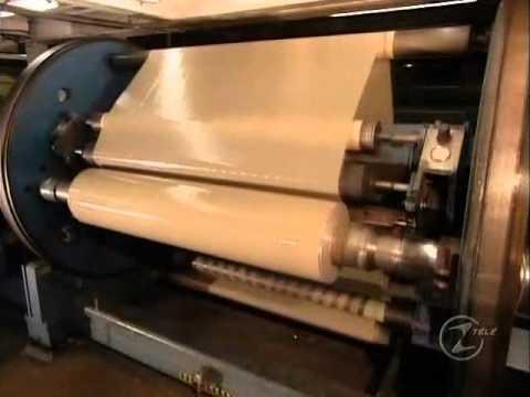 Machines et lignes de production de Scotch et Film étirable Prix très compétitifs.
