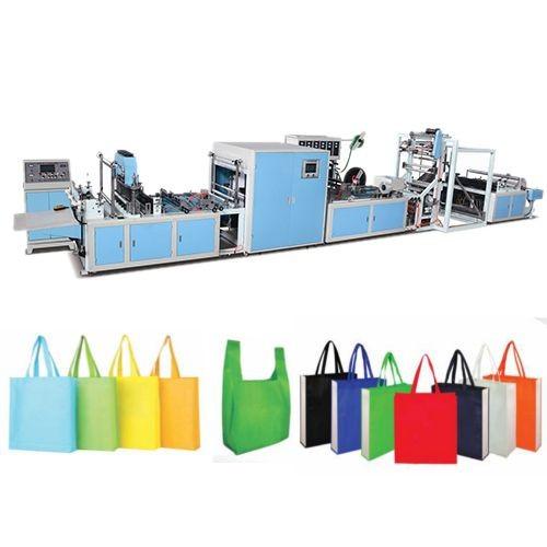 Machines et lignes de production de sac en papier pour différentes utilisations