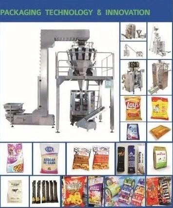 Machines d'emballage de différents produits avec différentes capacités Prix très compétitifs.