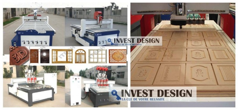 Machine CNC forex